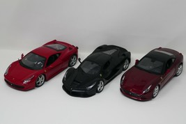 Maisto 1/24 Ferrari California T Ferrari 458 Italia LaFerrari Die Cast Cars - $47.49