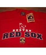 VINTAGE STYLE BOSTON RED SOX MLB BASEBALL WORLD SERIES T-Shirt MEDIUM NE... - $19.80