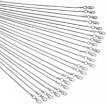 24pcs Chains For Jewelry Making 24 Inch 925 Sterling Silver Plated 1.2mm DIY - $37.92