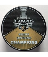 GOLDEN KNIGHTS Final 2018 T Mobile Exclusive Western Conference Champion... - $43.55