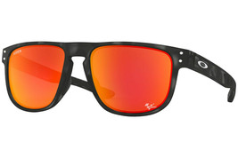 Oakley OO9377 14 Holbrook R Gafas de Sol Cuadradas Negro Mate Prizm Lente - $148.49