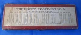Vintage Bestfit Assortment of Metric Gauged Hands 3 to 10 ligne - $14.99