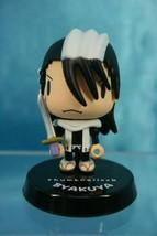 Bandai Bleach Thumbnailook Trading Mini Figure Kuchiki Byakuya - $29.99