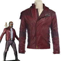Star Lord Jacket Guardians of the Galaxy 2 Cosplay Costume Starlord Jacket - £74.17 GBP+