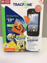 Tracfone LG Optimus Fuel Prepaid Phone with Triple Minutes - $45.00