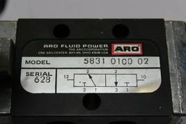 ARO 5831010002 Pneumatic Valve New image 2