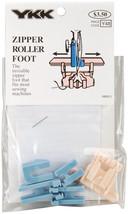Ykk Zipper Roller Foot-For Ykk Invisible Zippers - $8.46