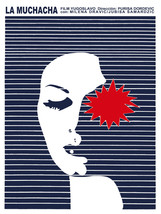La muchacha the girl vintage Movie POSTER.Graphic Design. Art Decoration... - $10.89+