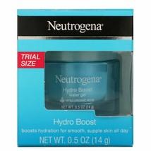 Neutrogena Hydro Boost Water Gel Face Moisturizer, Hyaluronic Gel, 0.5 Oz (3 Pk) - $28.81