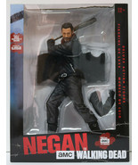 Negan With Lucille Action Figure The Walking Dead 10in McFarlane Toys 2017 - $35.44