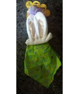 Impawsters 3 piece accessory set RABBIT BUNNY Dog Costume  One Size NEW - $2.99