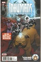 Inhumans: Once and Future Kings (Aug 2017, Marvel) All 5 Issues - $22.00