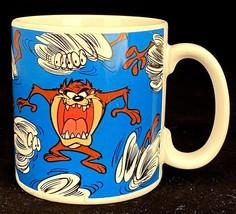 TAZ TASMANIAN DEVIL Coffee Mug 1994 Applause VTG Looney Tunes CLEAN!  - $14.01