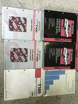 1994 Toyota T100 T-100 Truck Service Shop Reparatur Manuell Set W Ewd + ... - $99.44
