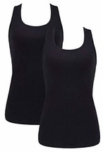 V FOR CITY Camisoles for Women Undershirts with Built in Bra Tank Tops S... - $19.22
