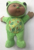Cpk Doll Cabbage Cuties Black Doll Rare! Fall Leaf Leaves Green  - $46.82