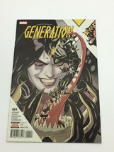 MARVEL Comics, Generation X #004 - Sep. 2017 FREE SHIPPING - $8.17
