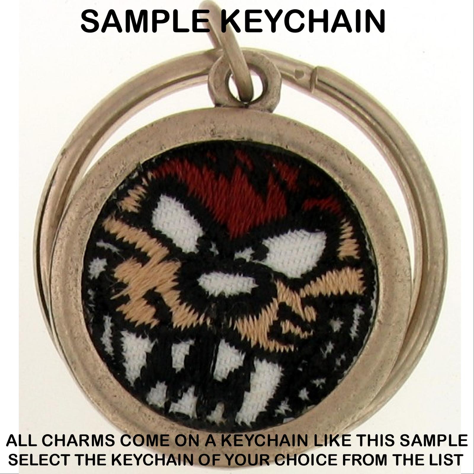 Keychain Taz TASMANIAN Devil LOONEY TUNES Warner Brothers Character Choice 0011w