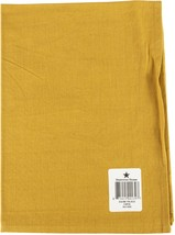 "Dunroven House Plain Weave Tea Towel 20""X28""-Solid Pumpkin - $7.51"