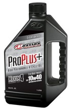Maxima 30-02901 Pro Plus+ 10W-40 Synthetic Motorcycle Engine Oil - 1 Lit... - $12.95