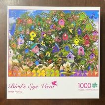 Buffalo Games - Bird Hotel - 1000 Piece Jigsaw Puzzle Bird House w/Poster - $11.43