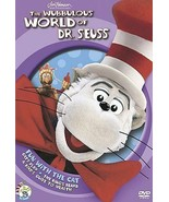 The Wubbulous World of Dr. Seuss - Fun with the Cat (DVD) - $2.50