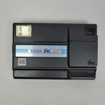 Vintage Kodak Disc 3600 Camera Very clean - $8.99