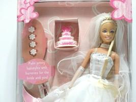 2004 Mattel Beautiful Bride Barbie #19195 New NRFB - $24.75