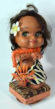 "10"" Vintage 1971 Hula Hawaii Girl Doll Lanakila Crafts ""For You A Lei"" - $180.49"