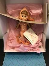 "MADAME ALEXANDER 8 IN ""GOLDFISH"" Blonde Hair Blue Eye Doll 344 NEW In BOX - $44.55"