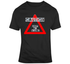 Caution Dads At Work T Shirt - $26.99+