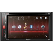 "Pioneer AVH-210EX 6.2"" Double-DIN In-Dash DVD Receiver w/Bluetooth LCD T... - $246.50"