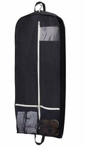 """SLEEPING LAMB 43"""" Gusseted Travel Garment Bag Breathable Suit Garment Co... - $31.57+"""