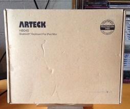 New! ARTECK HB045 Bluetooth Keyboard For iPad Mini - $17.77