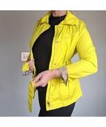 CBR | Women's Neon Green Yellow Blend Rain Jacket Size M - Lightweight Rain - $14.25