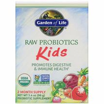 Garden of Life RAW Probiotics Kids 3 4 oz 96 g Dairy-Free, Gluten-Free, No - $29.99