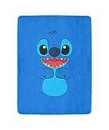 Stitch Ultra-Soft Micro Fleece Blanket - $40.00+