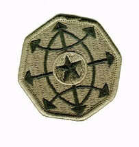 Criminal Investigative Command Patch Subdued U.S. Army Patch - $2.99
