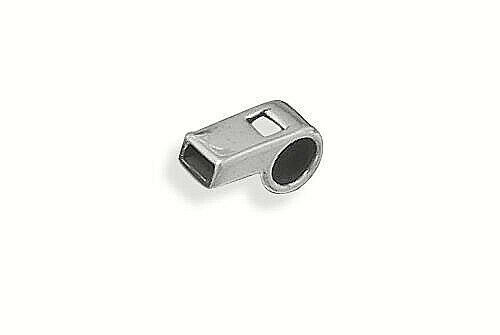 Primary image for Whistle Charm Bead 925 Solid Sterling Silver NEW
