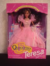 Barbie Doll Special Edition Spanish Teresa 15th Birthday Quinceanera NRF... - $24.99