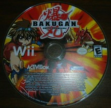 Bakugan Battle Brawlers Nintendo Wii 2009 Activision - $0.99
