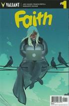 Faith #1 NM- 2016 Valiant Comics 1st print Jody Houser A Cover Rebel Wilson - $14.99