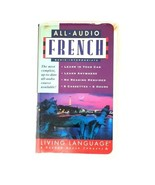 All-Audio French Learn In Your Car 6 Cassettes Random House 6 Hr. Audio ... - $26.17