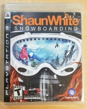 Shaun White Snowboarding (Sony PlayStation 3 PS3) Complete, Clean, Fast Shipping - $4.94