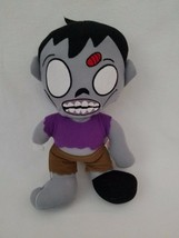 """THE WALKING DEAD Zombie Male Boy Walker SERIES 1 Plush Doll 11"""" - $14.46"""