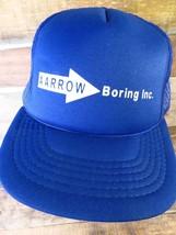 Aarrow Boring Inc Bridgeton Mo Trucker Snapback Adult Hat Cap - $13.92