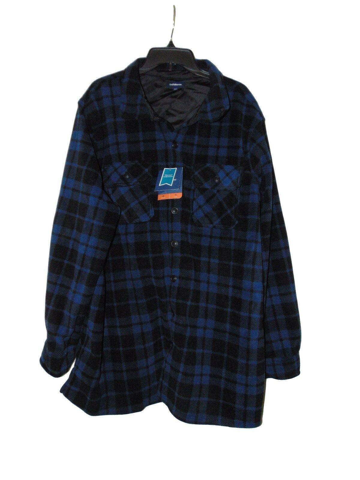 9b6585525c Croft And Barrow Heavy Flannel Shirt Jacket and 50 similar items. S l1600