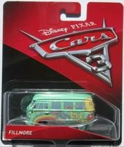 DISNEY- PIXAR - CARS 3 MOVIE - FILLMORE -NEW IN BOX - $8.41