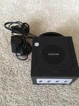 Nintendo GameCube -- Black Console - $65.44