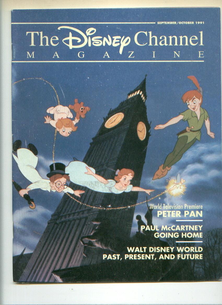 Disney PETER PAN litho / coloring book / LP / Kinder Egg / magazine